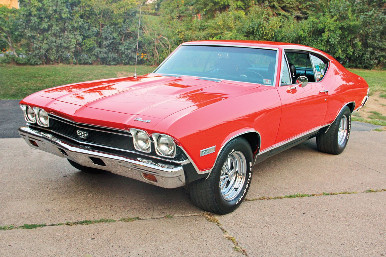 1968 chevrolet chevelle ss 396 maintenance restoration of old vintage vehicles the material