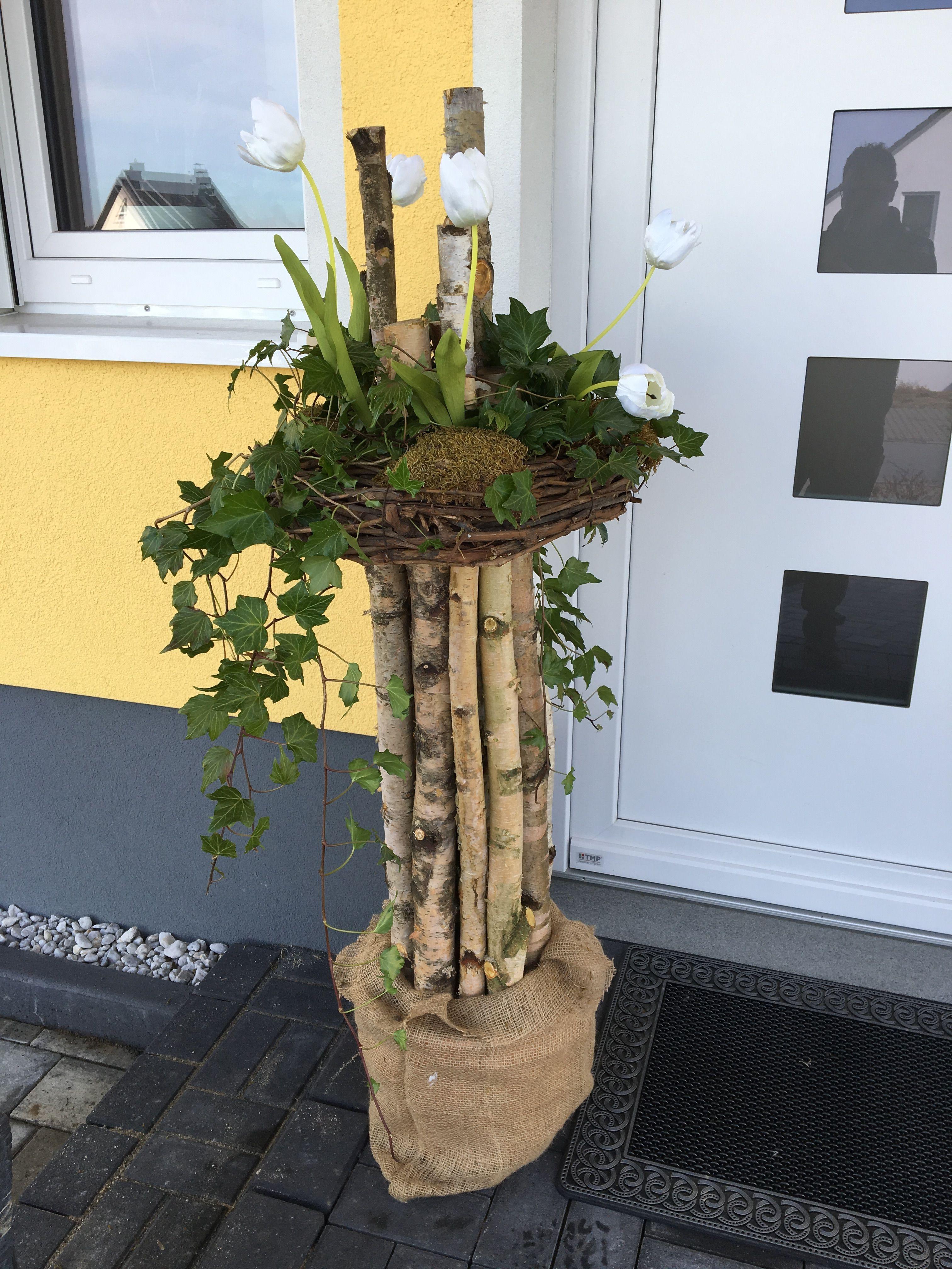 Frhlingfruhling Deko Fruhling Draussen Weihnachts Pflanzen