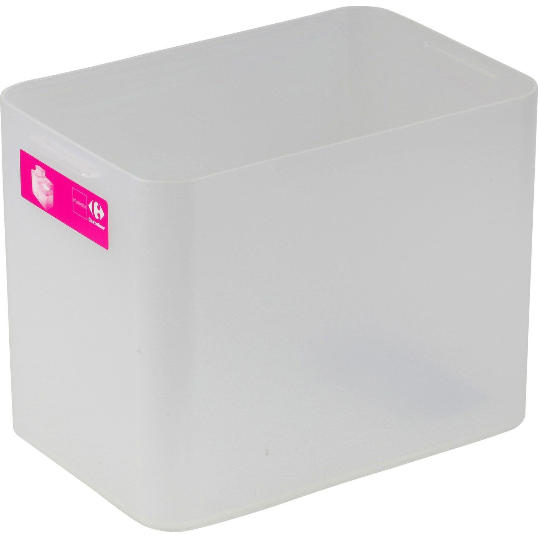 Boite Pratikbox A5 Carrefour Boite