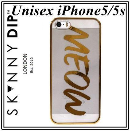 これでラスト 可愛いミャー! iphone5 5sケース skinnydip  即納