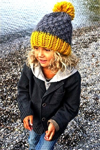 Knitted Scarf Hat Models - -