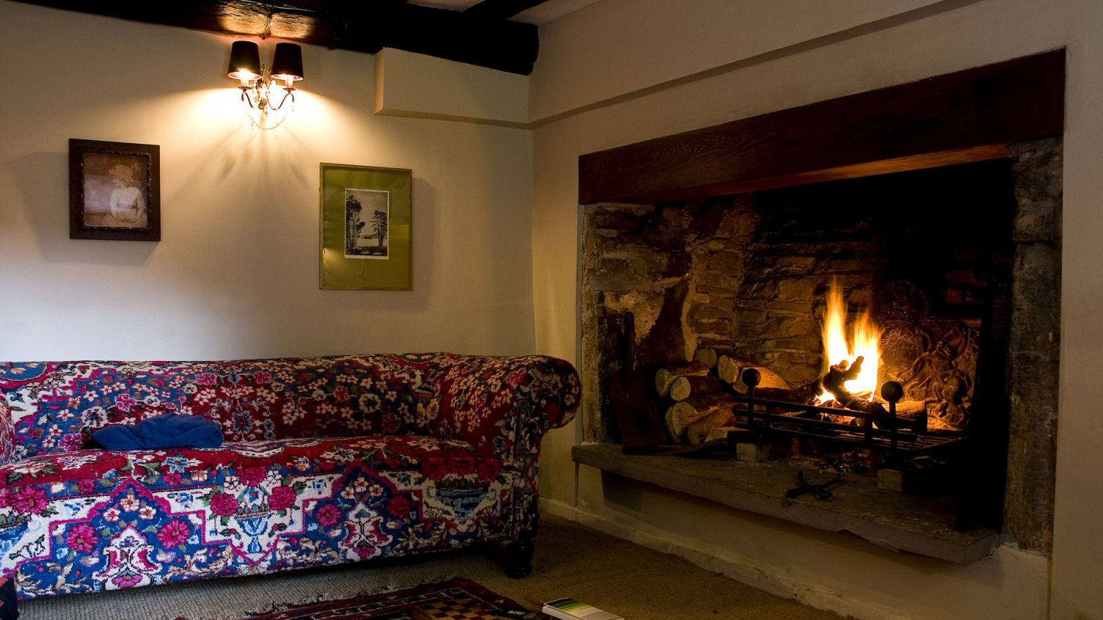 Black Hill Farmhouse The Big Cottage Company Luxury Welsh