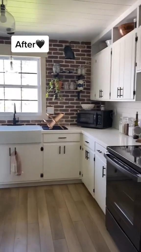 DIY Kitchen Renovation Timeline and Cost Breakdown!