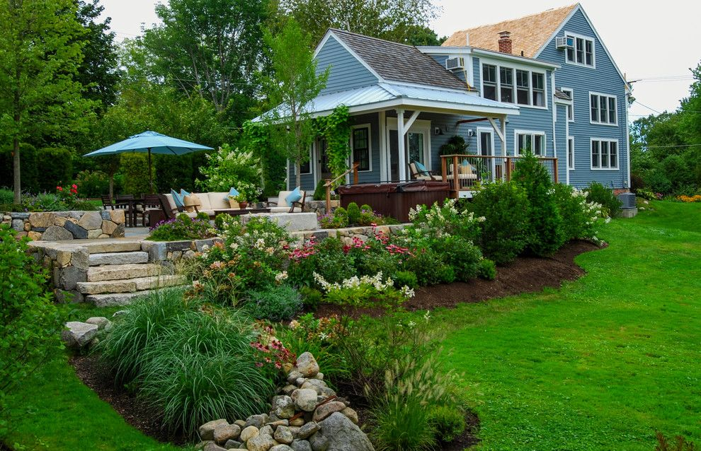 Farm Landscape Design Ideas Landscaping Ideas Around House For