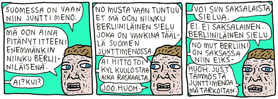 Iltapäivän sarjakuvat - HS Ilta - Helsingin Sanomat