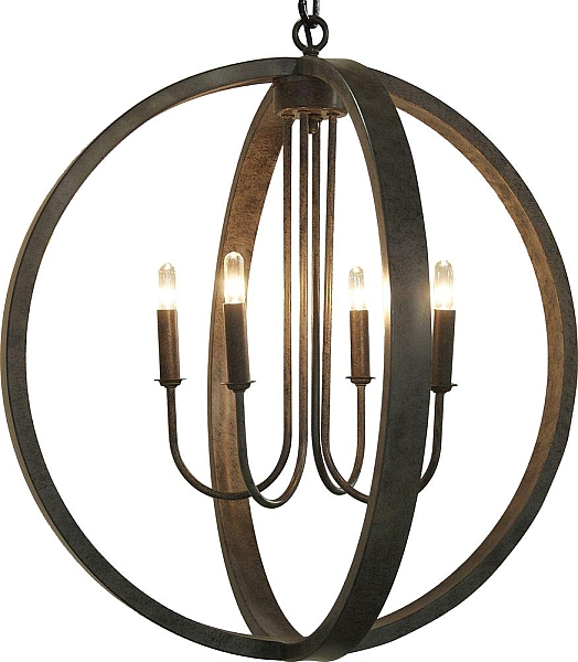 Abel 4-Light Globe Pendant  sc 1 st  Pinterest & Abel 4-Light Globe Pendant #lighting #lights | Pendant Lighting ...