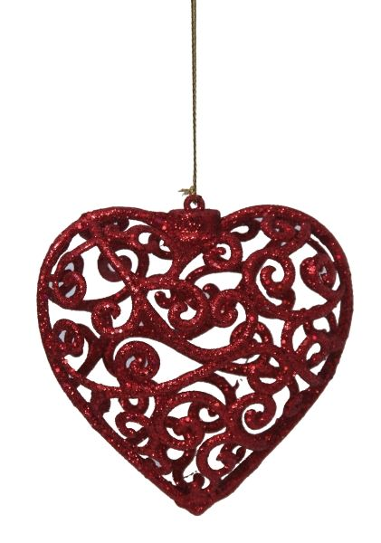 Heart, Cranberry Collection