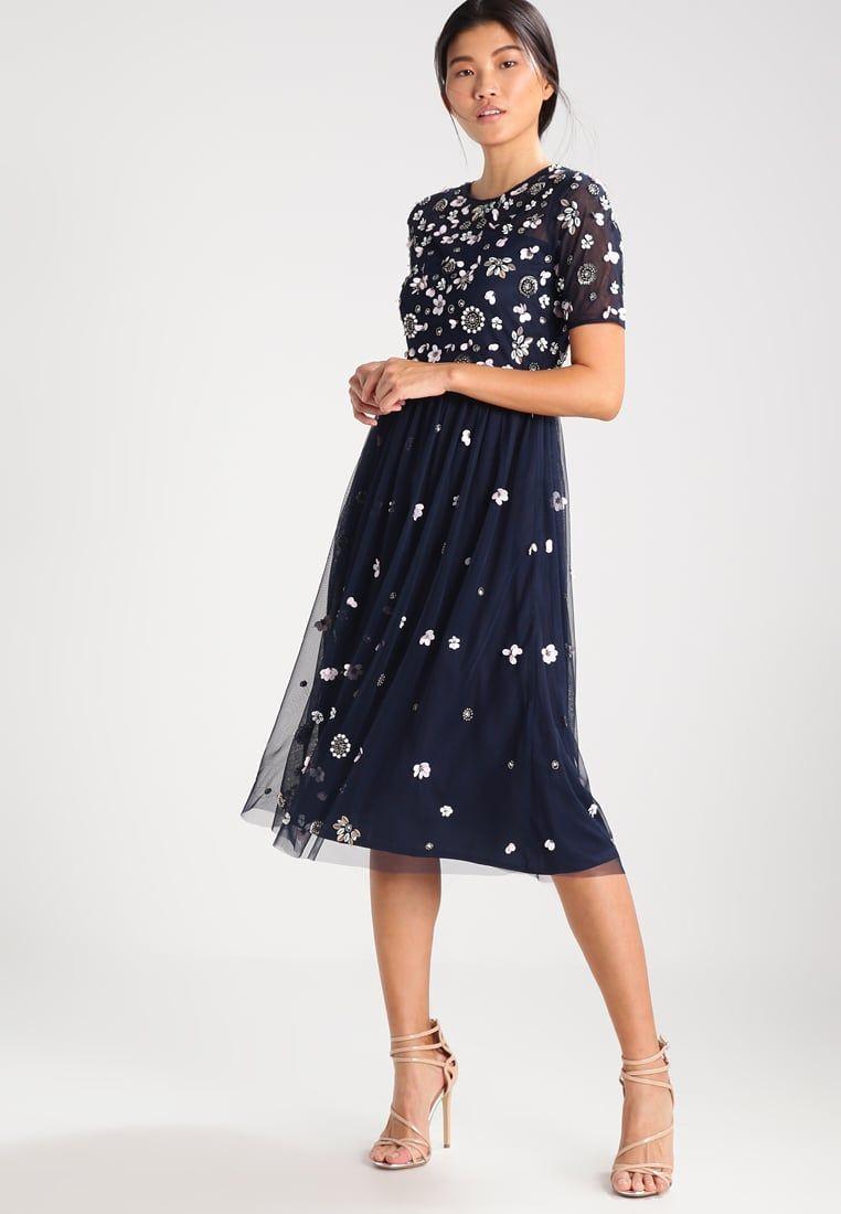 Lace & Beads BABY - Cocktailkleid / festliches Kleid - navy ...