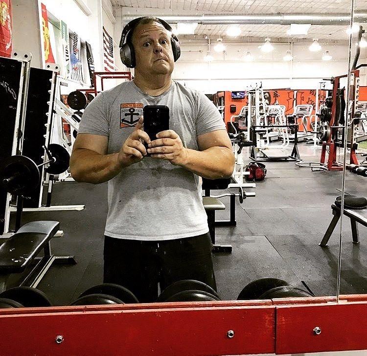 Time for the gym  #gymdad #singledad #fitness