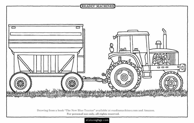 Tractor Trailer Book