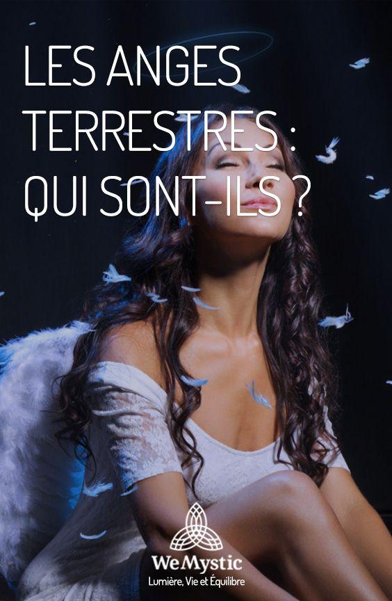 Les Anges Terrestres Qui Sont Ils Wemystic France Ange Guide Spirituel Spiritualite