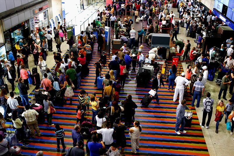 ¡NO HAY BOLETOS! Venezolanos reducen en 40% compra de paquetes turísticos para Semana Santa. #ConvencionPJ  Liverpool pic.twitter.com/cIfUv4gsMN