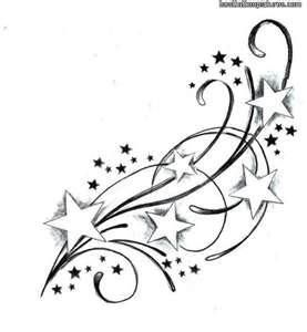Banner For Name Heart And Star Tattoo Inside Free Download Star Tattoos Star Tattoo Designs Shooting Star Tattoo