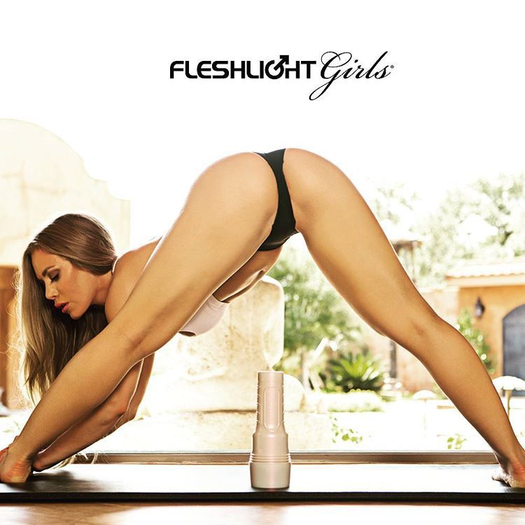 Do you  #Fit ? My  #Fleshlight  takes your adult video experience to the NEXT LEVEL... ☆☆☆☆☆ https://www.fleshlight.com/fleshlight-girls/nicole-aniston/ ☆☆☆☆☆ Why are you still using your hand? ;)