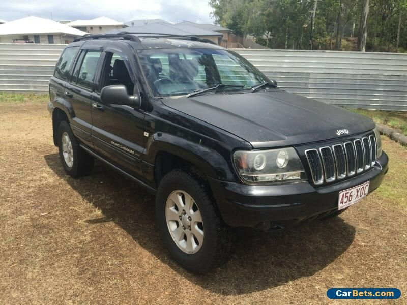 Car For Sale Jeep Grand Cherokee Limited 4 7l V8