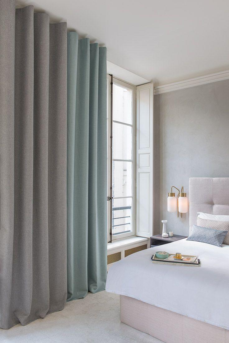 Flameretardant furnishing fabrics for residential and hospitality