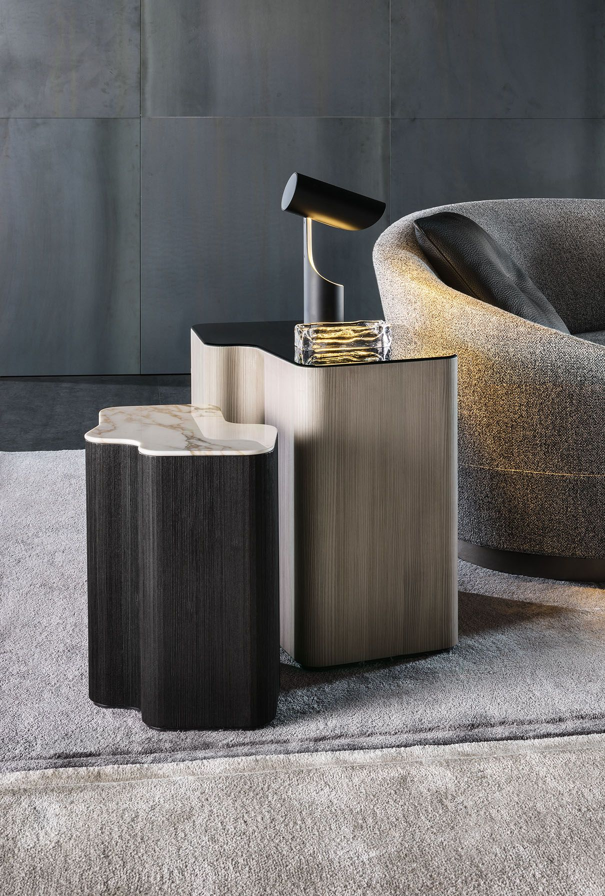 Lou Coffee Tables, Christophe Delcourt Design #Minotti #Furniture #Lou #Coffeetable