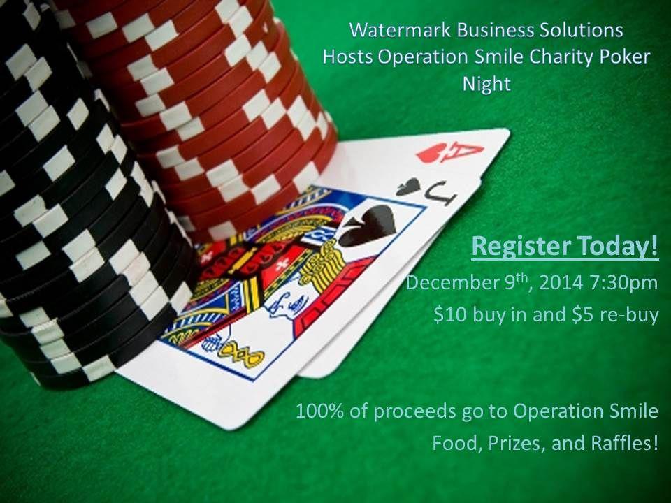 Upcoming Poker Tournaments