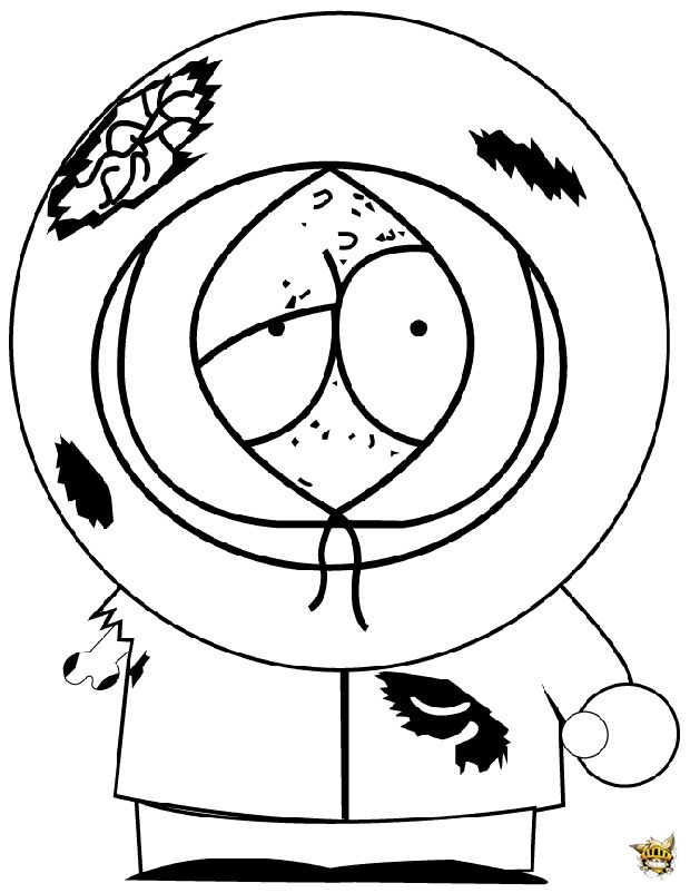 south park coloring pages Pin by Kim Sloboda on Blk & White | Coloring pages, Coloring  south park coloring pages