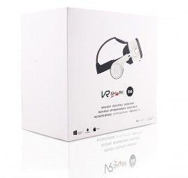 VR-SHARK® X4 - Google Cardboard   VR Brille / VR Headset für alle 4,7 - 6,2 Smartphones
