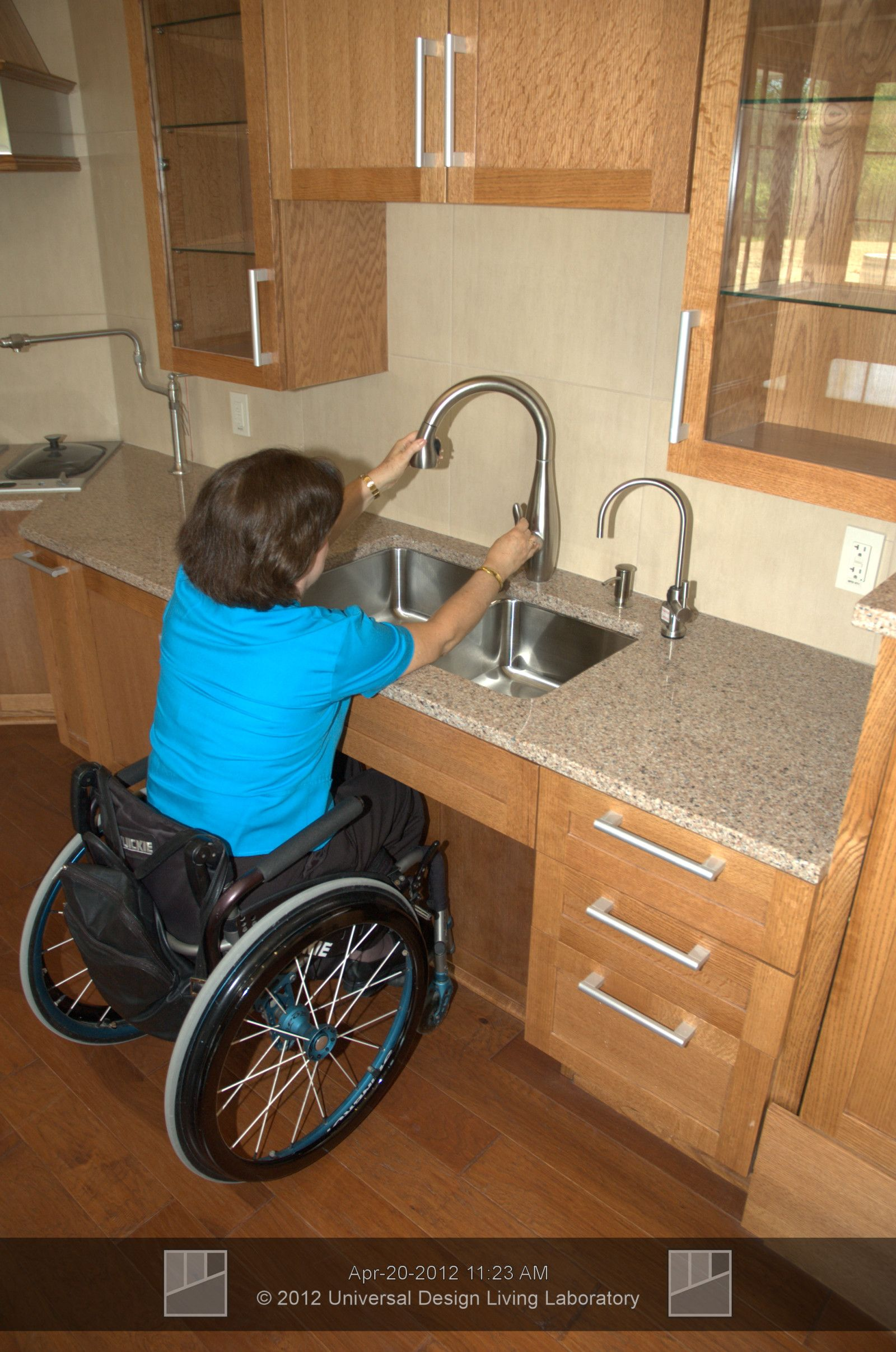 Universal Design Recommended By Jill Paige Homes Las Vegas