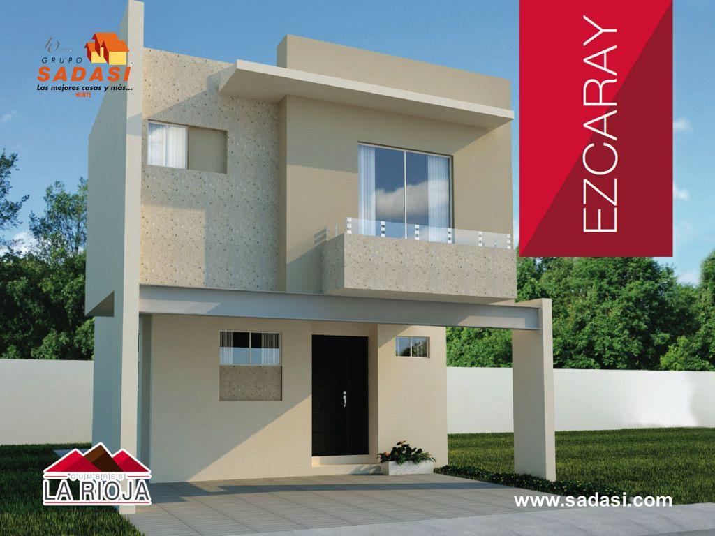 Grupo sadasi le platica de la casa modelo ezcaray en nuestro desarrollo cumbres la rioja 1 - Casas prefabricadas en la rioja ...