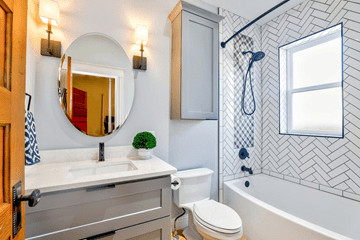 How Much Does It Cost To Redo Shower Tile In 2020 Small Bathroom Remodel Bathroom Design Trends Bathrooms Remodel