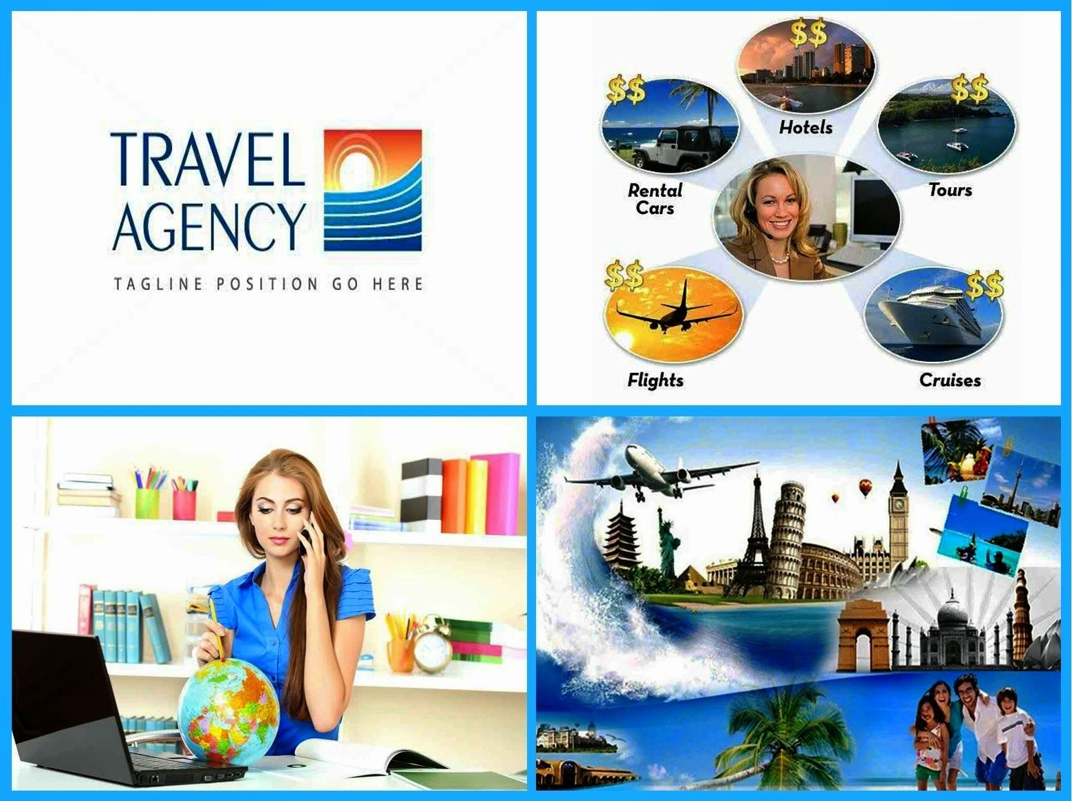 Business Ideas: The Best Tips to Start a Travel Agency | Small ...