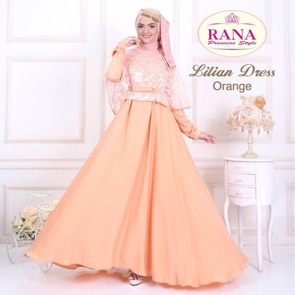 Pesta Brokat Model Gaun Model Baju Gamis in 9  Dresses, Formal