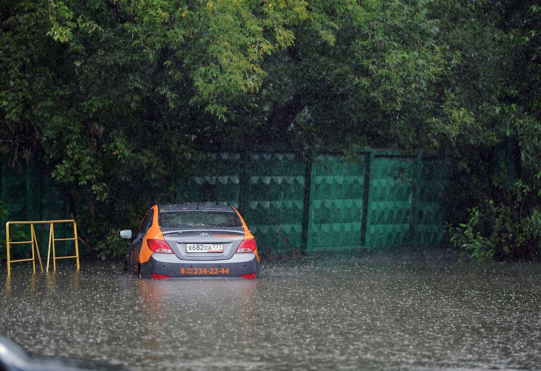 Самый сильный дождь за 130 лет – Варламов.ру