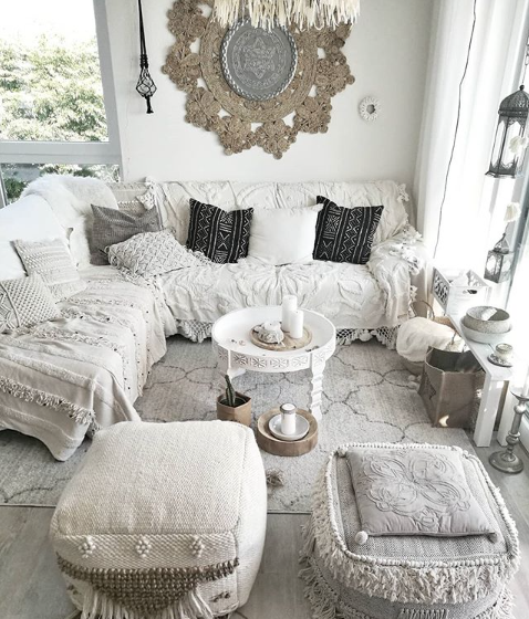 5 Trending Interior Styles & the Instagram Accounts That Do Them Best — Moda Misfit #salleamangercocooning