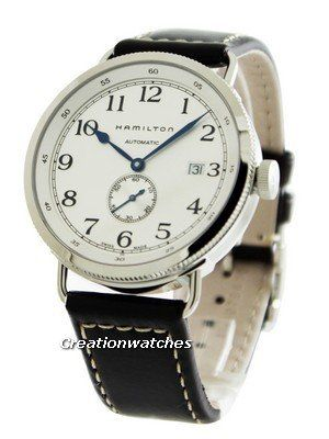 2cb5092387d Hamilton Navy Pioneer Automatic H78465553 Men s Watch