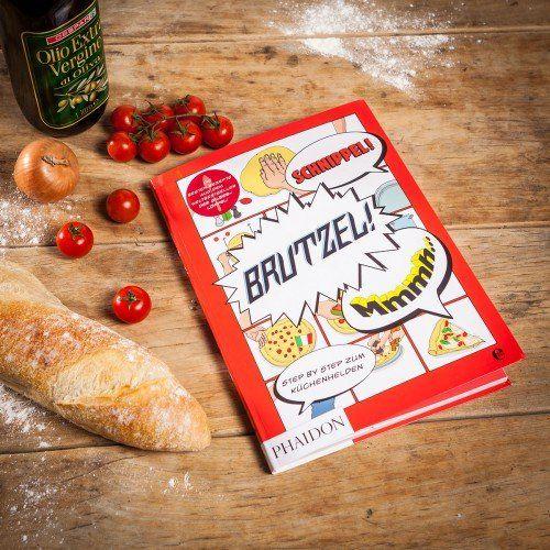 Klassische küche rezepte  Comic Kochbuch - italienische Rezepte in Comic-Form   Kulinarische ...