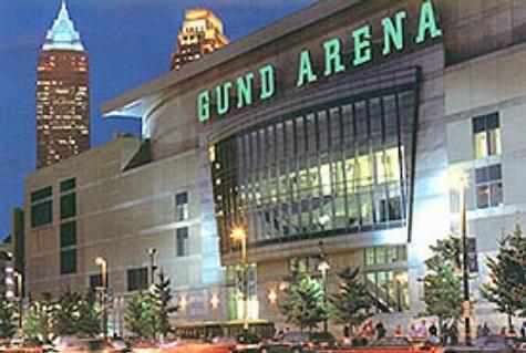 Gund Arena Google Search Concert Venue Quicken Loans Arena Cleveland Ohio