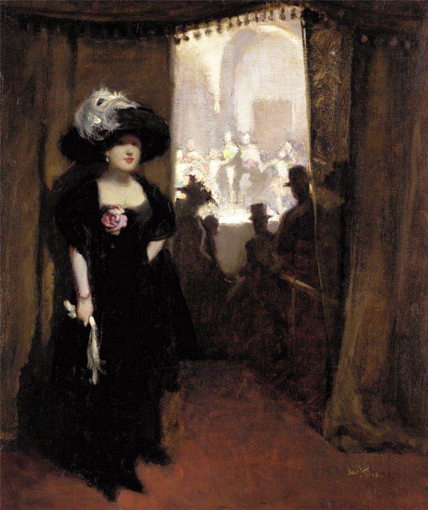 Jack Orr - At the Moulin Rouge