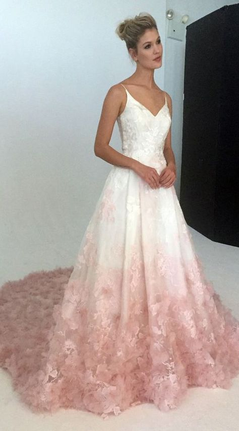 A Line Prom Dress,White Evening Gown,Sexy Formal Dress,Beautiful ...