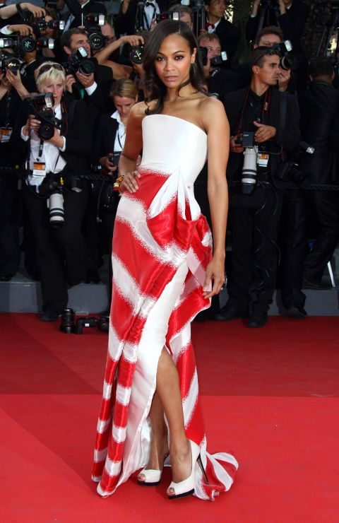 The Most Glamorous Cannes Red Carpet Dresses From the Last 50 Years