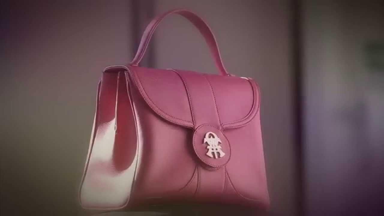 making of ALEF leather bag - YouTube  b0743fa3b19ce