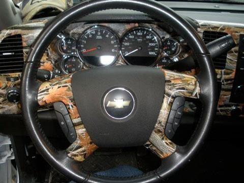 Camo Steering Wheel Camo Truck Chevy Trucks Camo Truck Accessories