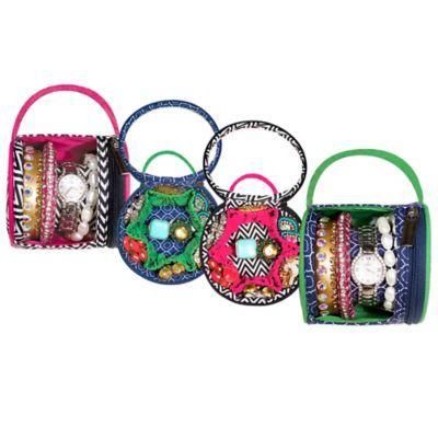 SnapIn Mini Jewelry Cases BedBathandBeyondcom THE TRENDS