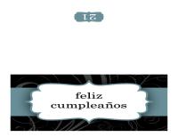 96f693d9e Tarjeta de cumpleaños (diseño con cinta azul
