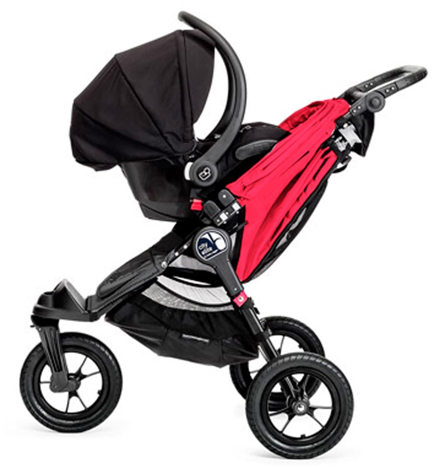Baby Jogger City Elite Single Stroller Red Find the
