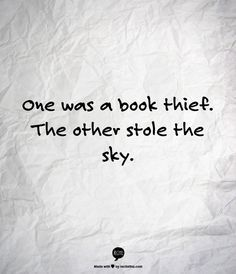 The Book Thief, Such A Great Book