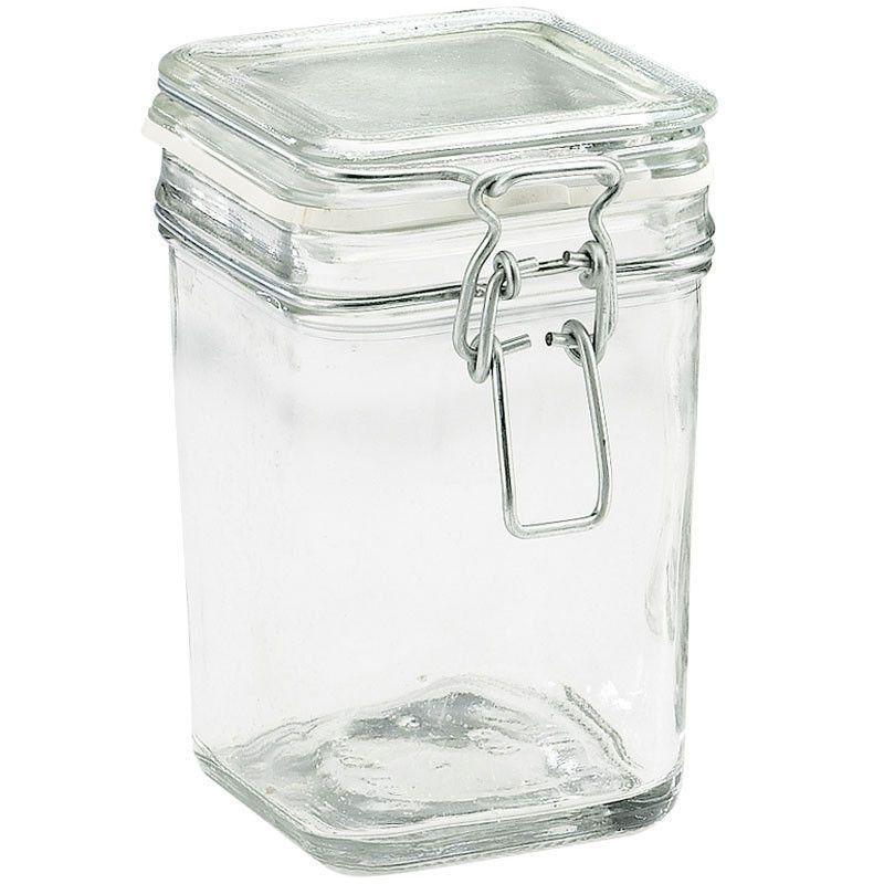 3.25W x 4.75D x 5.5H 15 oz Bale Jar/Case of 3
