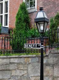 Benefit Street Providence Ri Newport Rhode Island Providence Rhode Island Rhode Island