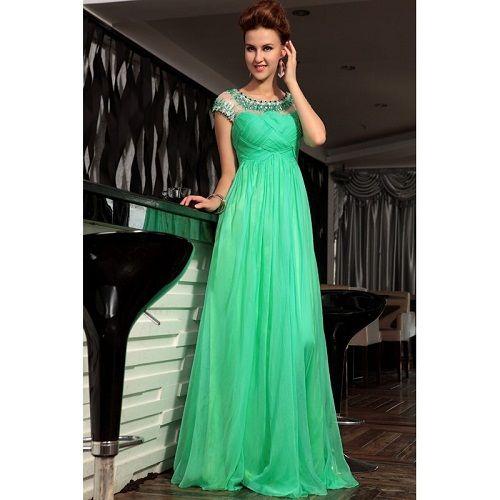 cutenfanci.com long-cocktail-dress-02 #cocktaildresses | Dresses ...
