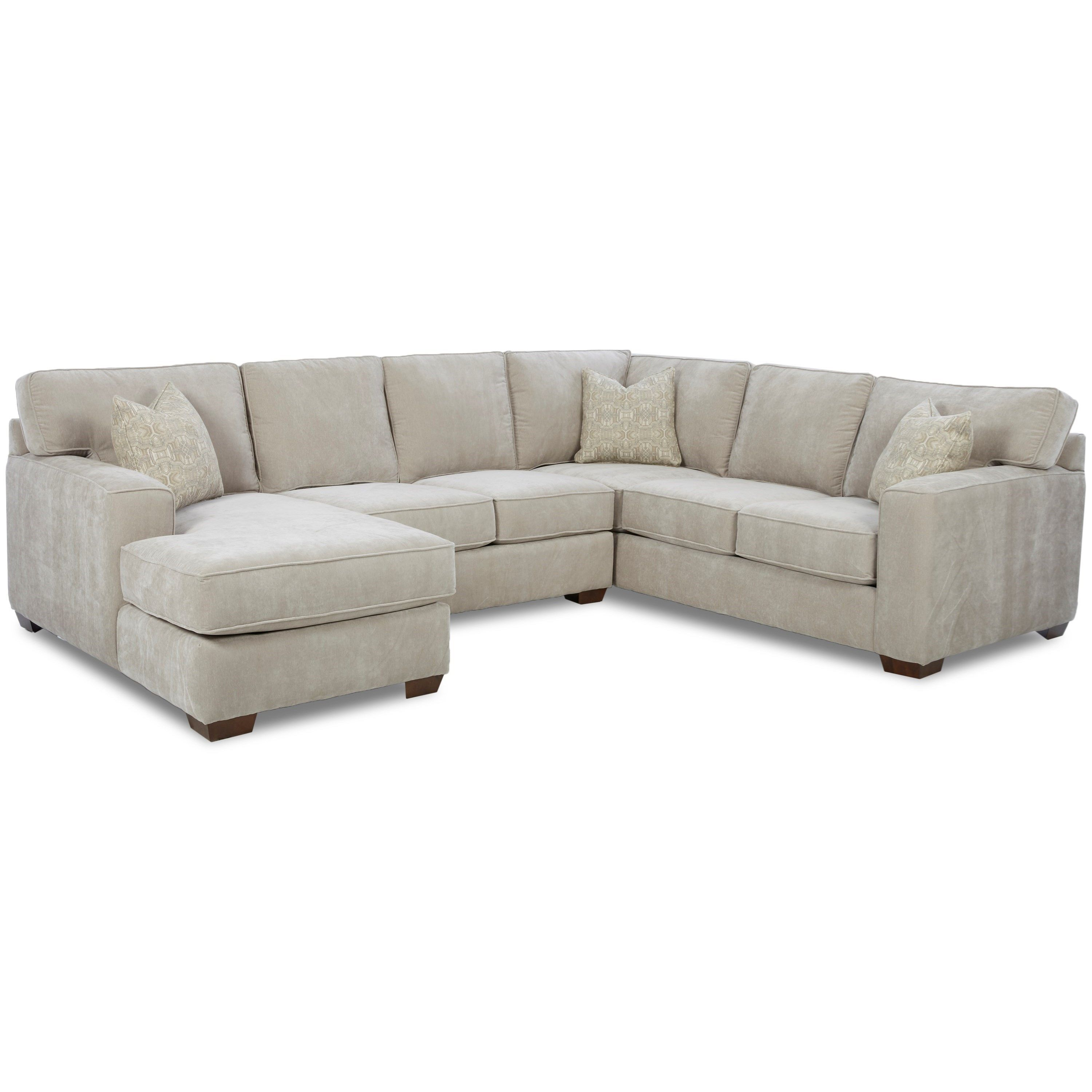Webster Sectional Group By Klaussner