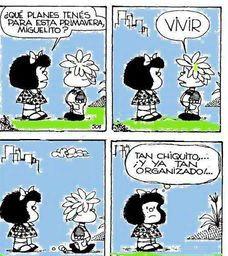 Historietas Cortas De Mafalda Chistosas Ismael Hernandez Esparza