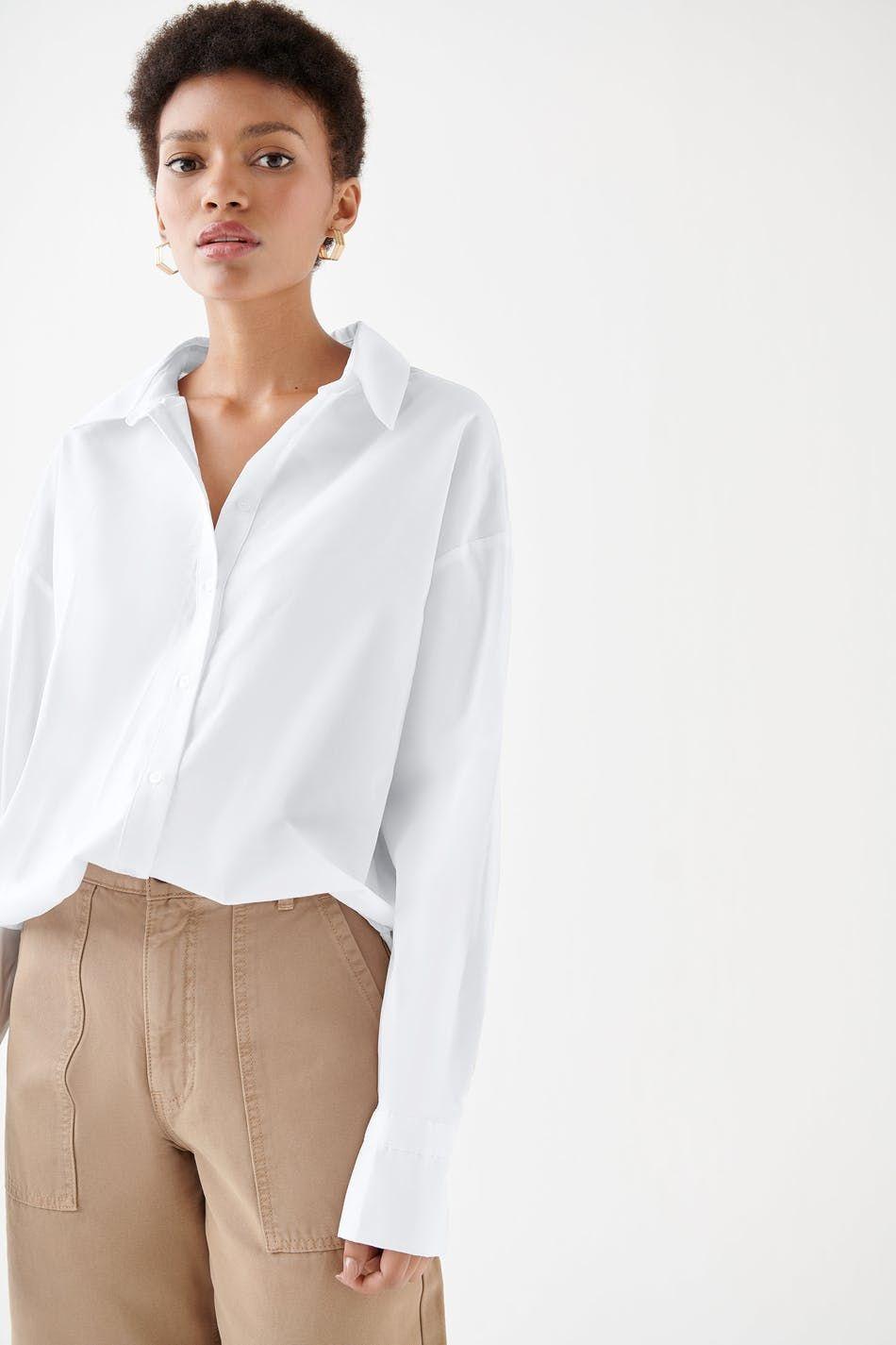 Skjorter Trendige skjorter og rask frakt Gina Tricot