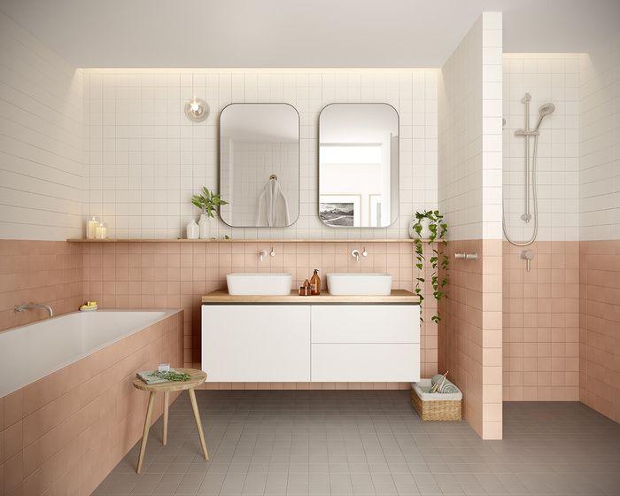 Idee Von Merle Barz Auf Ideen Rund Ums Haus Schmales Badezimmer